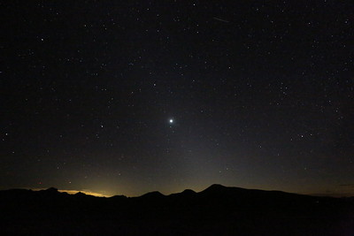 Stars at night Dec 28 2016 Quartzsite AZ