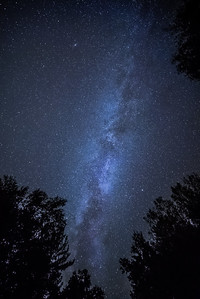 Milky Way from Brainerd, MN