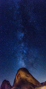 Milky Way —Joshua Tree