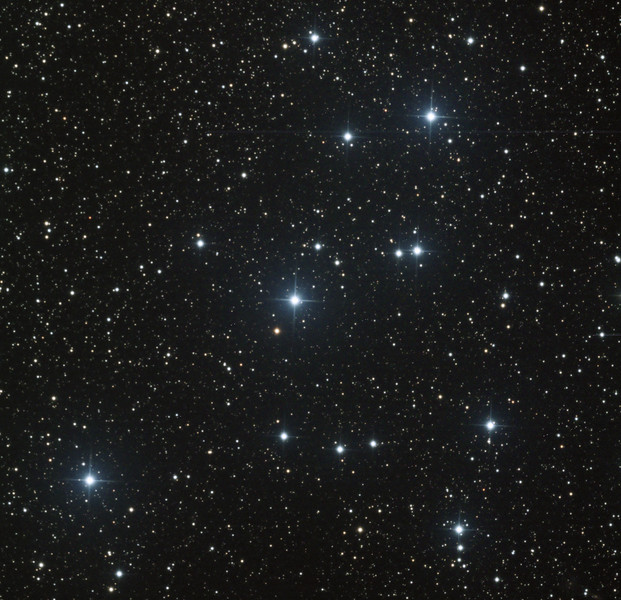 Messier 39 Cluster