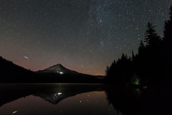 Stars in the Lake