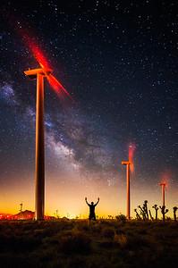 Energy - Mojave, California