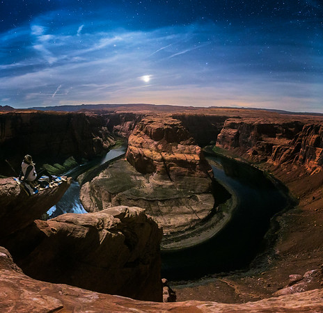 Horseshoe Bend Views