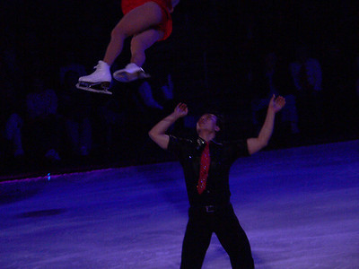 2008 Stars On Ice - Hartford Part 3 Shen and Zhao