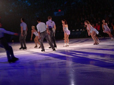 2005 Stars on Ice 3/6/2005  Bridgeport