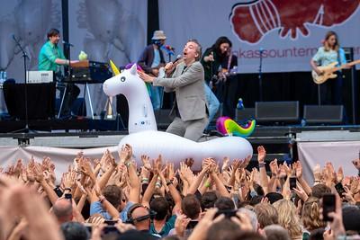 Olli Schulz bei DAS FEST 2018