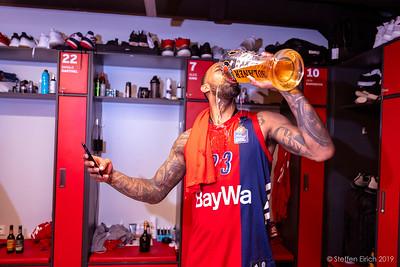 Basketball Bundesliga: FC Bayern Muenchen - Alba Berlin