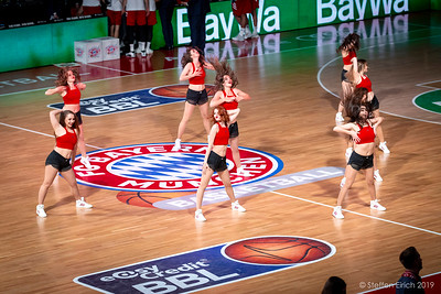 Basketball Bundesliga: FCB Bayern Basketball-Merlins Crailsheim