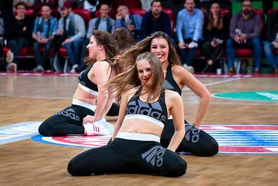 Basketball Euroleague: FC Bayern Basketball-Fenerbahce Istanbul