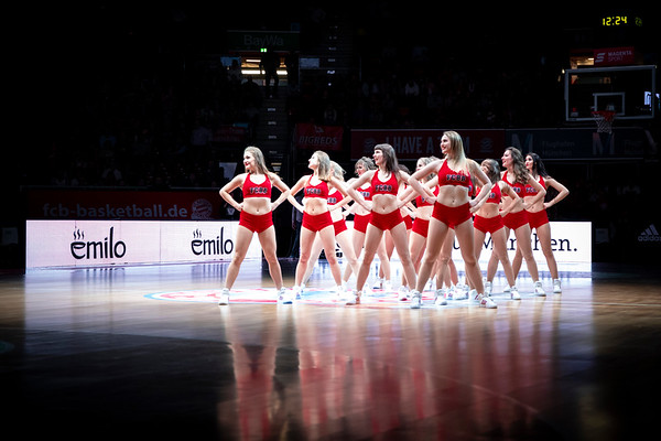 Basketball Euroleague: FC Bayern Muenchen-Herbalife Gran Canaria