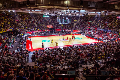 Basketball Euroleague: FC Bayern Basketball-Fehnerbace Istanbul