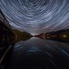 Okanagan Falls New Moon Startrail
