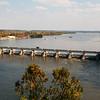 Dam on the Illinois river
