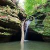 Waterfall near Council Overhang