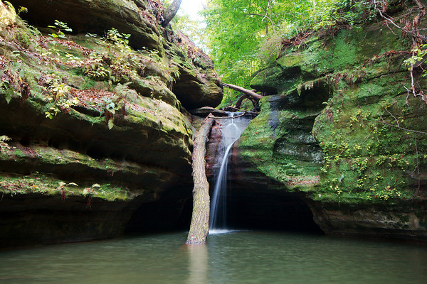 Starved Rock Oct. 2008