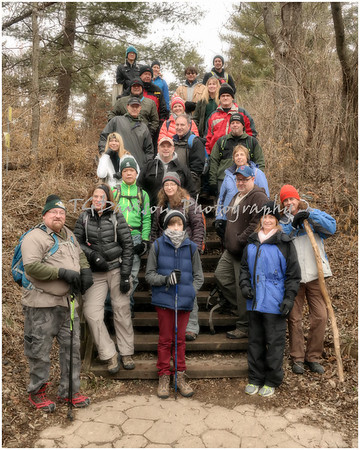 Peoria Backpackers Starved Rock 2017