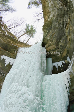 Starved Rock Canyons 2-2-14
