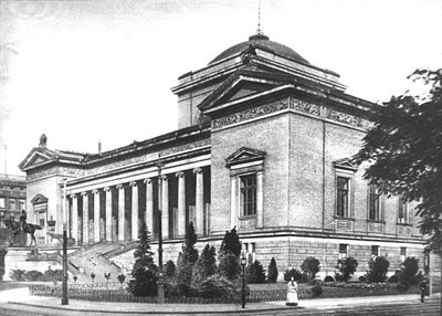 Muzealny pl  Muzeum pocztówka 25