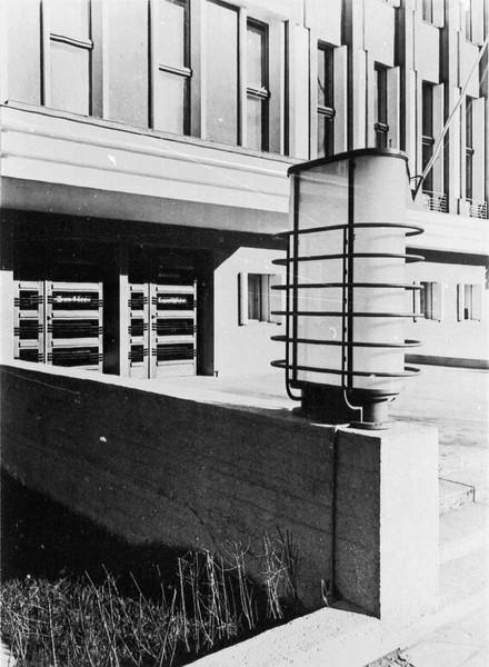 Hallera nr  15 kino Lwów wejście 01