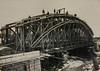 Most Zwierzyniecki budowa 1895 05