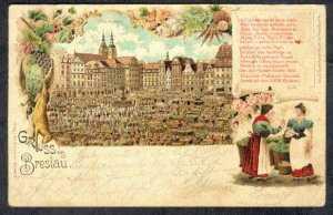 Nowy Targ pocztówka 01