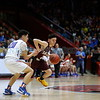 Then fourth quarter of the Santa Fe Indian School vs Hot Springs High School state final game at The Pit on Saturday, March 16, 2019. Luis Sánchez Saturno/The New Mexican