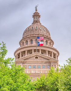 The State Capitol of Texas