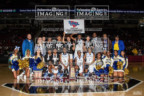 2A State Basketball Championship CC vs NCHS
