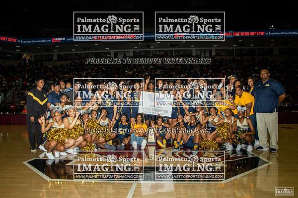 3A State Basketball Championship Keenan vs Marion