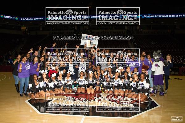 4A State Basketball Championship Ridge View vs Myrtle Beach
