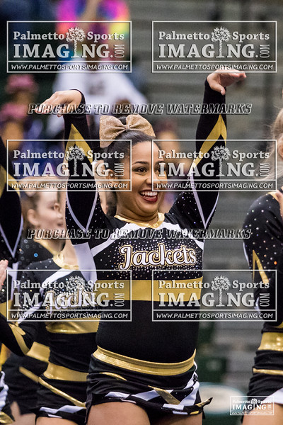 TL Hanna 2018 5A Cheer Qualifier-29
