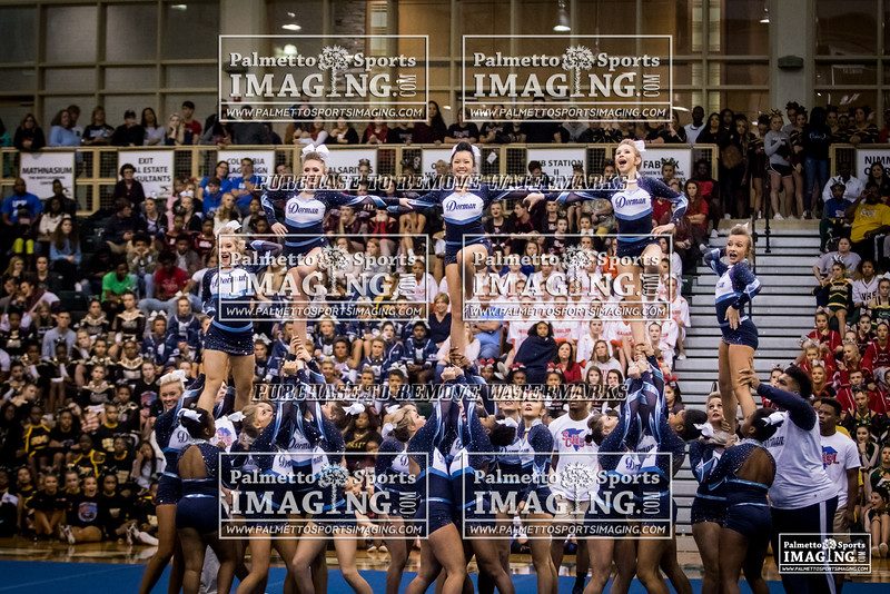 Dorman 2018 5A Cheer Qualifier-41