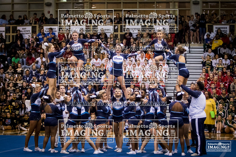 Dorman 2018 5A Cheer Qualifier-40