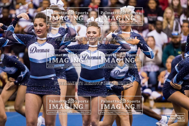Dorman 2018 5A Cheer Qualifier-44