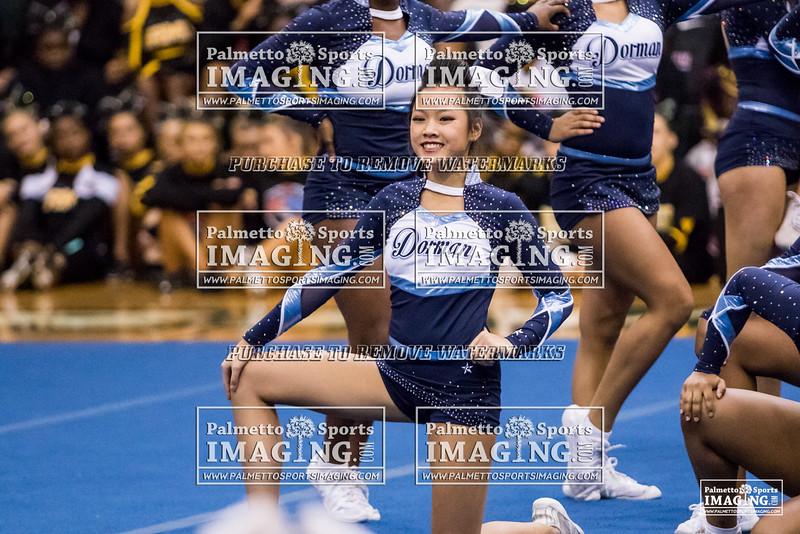 Dorman 2018 5A Cheer Qualifier-50