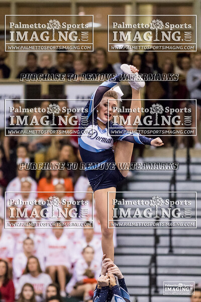 Dorman 2018 5A Cheer Qualifier-14