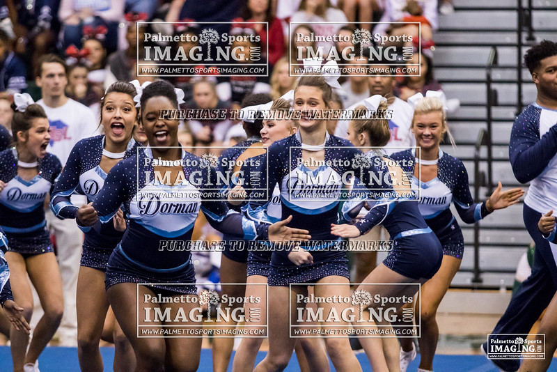 Dorman 2018 5A Cheer Qualifier-7