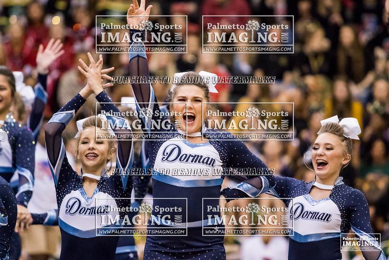 Dorman 2018 5A Cheer Qualifier-2