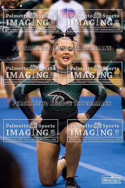 River Bluff 2018 5A Cheer Qualifier-43