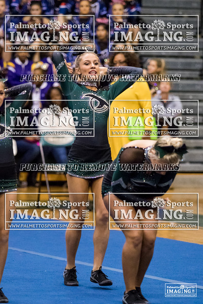 River Bluff 2018 5A Cheer Qualifier-41