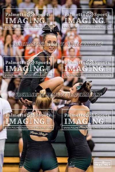 River Bluff 2018 5A Cheer Qualifier-20