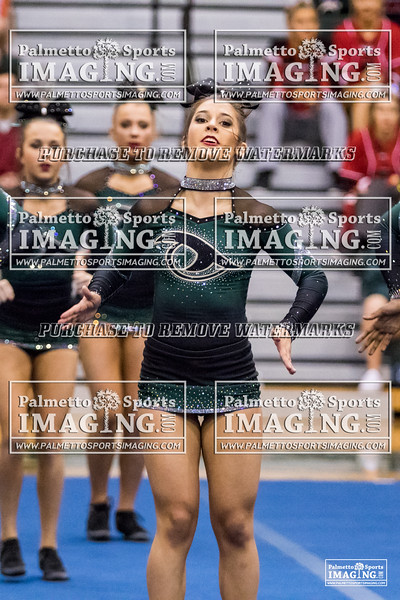 River Bluff 2018 5A Cheer Qualifier-49