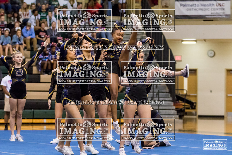 Blythewood2018 5A Cheer Qualifier-2