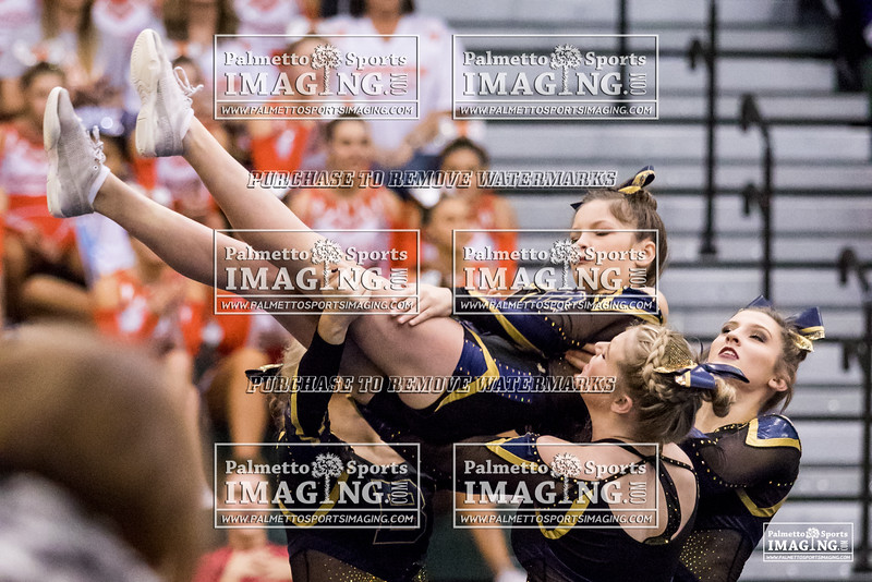 Blythewood2018 5A Cheer Qualifier-17