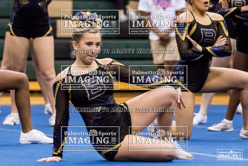 Blythewood2018 5A Cheer Qualifier-24