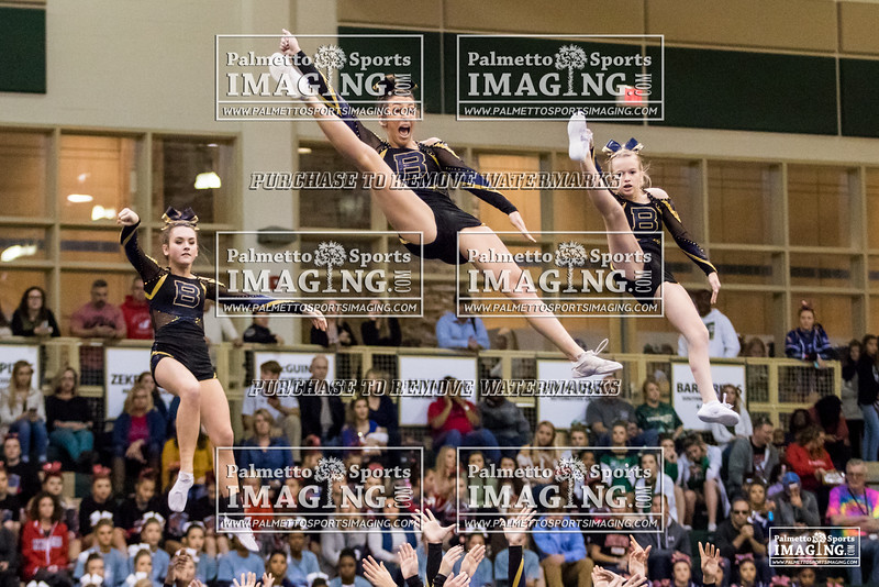Blythewood2018 5A Cheer Qualifier-33