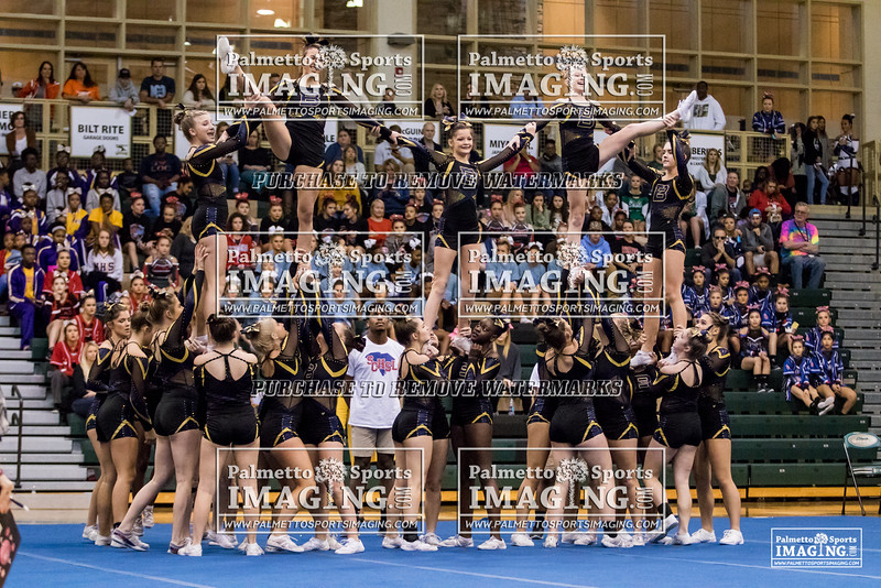 Blythewood2018 5A Cheer Qualifier-30