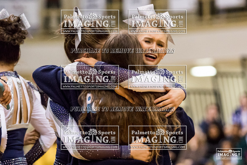 Chapin 2018 5A Cheer Qualifier-75