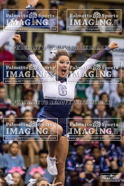 Chapin 2018 5A Cheer Qualifier-27