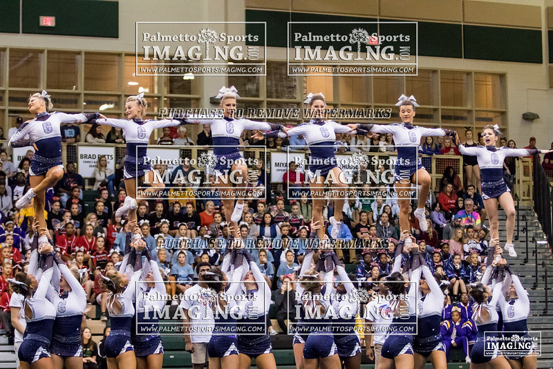 Chapin 2018 5A Cheer Qualifier-38